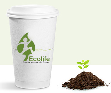 Biodegradable and Compostable Paper Cups, biodegradable packaging, compostable packaging, biodegradable plastic bag, compostable plastic bag, biodegradable plastic products