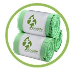compostable garbage bag, biodegradable packaging, compostable packaging, biodegradable plastic bag, compostable plastic bag, biodegradable plastic products